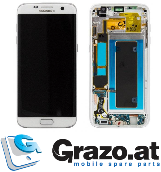 b5213e2e3b7b5f Samsung Galaxy S7 EDGE (SM-G935F) - Original Display LCD + Touchscreen + ...
