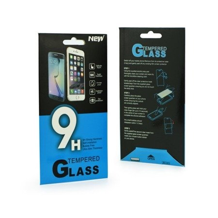 Grazo 9H - Panzerglas / Tempered Glass - Huawei Y7 2018 / Y7 Prime 2018