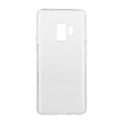 Grazo - Back Case Clear 0,5mm - Samsung Galaxy S9+