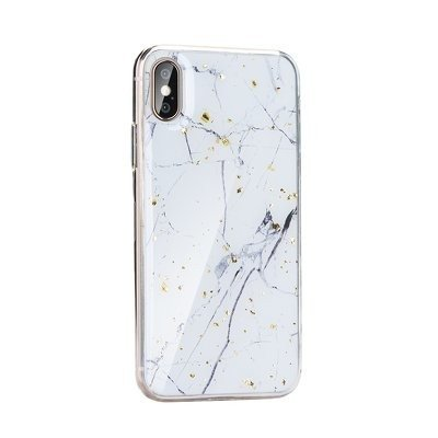 Grazo - Back Case Marble - Apple iPhone X - design 1