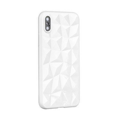Grazo - Back Case Prism - Apple iPhone Xs - white