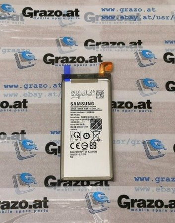 Samsung Galaxy J3 2017 (SM-J330F) - Original battery - GH43-04756A