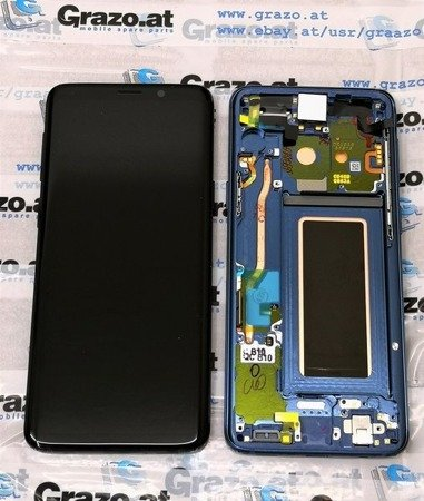 Samsung Galaxy S9 (SM-G960F) - Original Display LCD BLUE