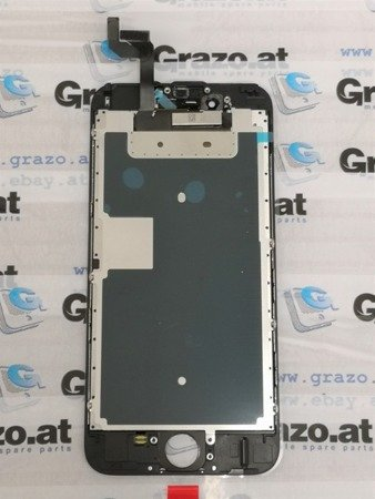 iPhone 6S - OEM REFURBISHED - Complete Display LCD + Front Frame + Touchscreen BLACK
