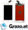 iPhone 5 - Complete Display LCD + Front Frame + Touchscreen WHITE - Grade AAA