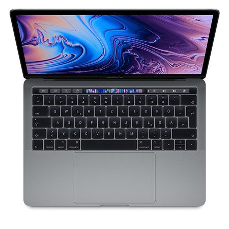 "Apple MacBook Pro 2018 - 13,3"" / 2,3GHz / 8GB RAM / 512GB SSD / DE / QWERTZ - SPACE GREY"