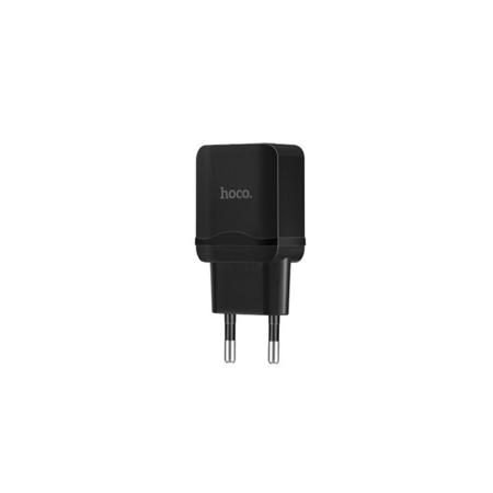 hoco C22A USB Ladeadapter / USB charger - schwarz / black