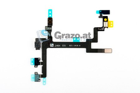 iPhone 5 - Power Key Flex Cable