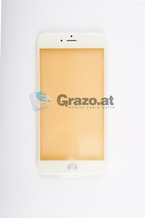 iPhone 6 Plus - Display Glass with Frame WHITE