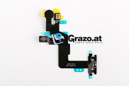 iPhone 6S Plus - Power Key Flex Cable + Microphone