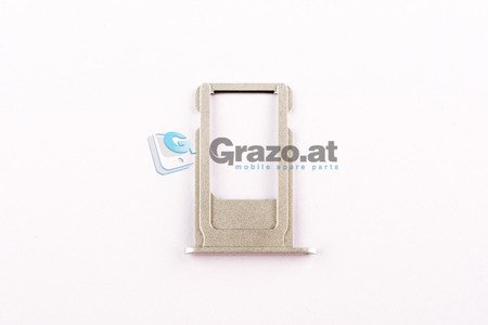 iPhone 6S - SIM Card Tray WHITE
